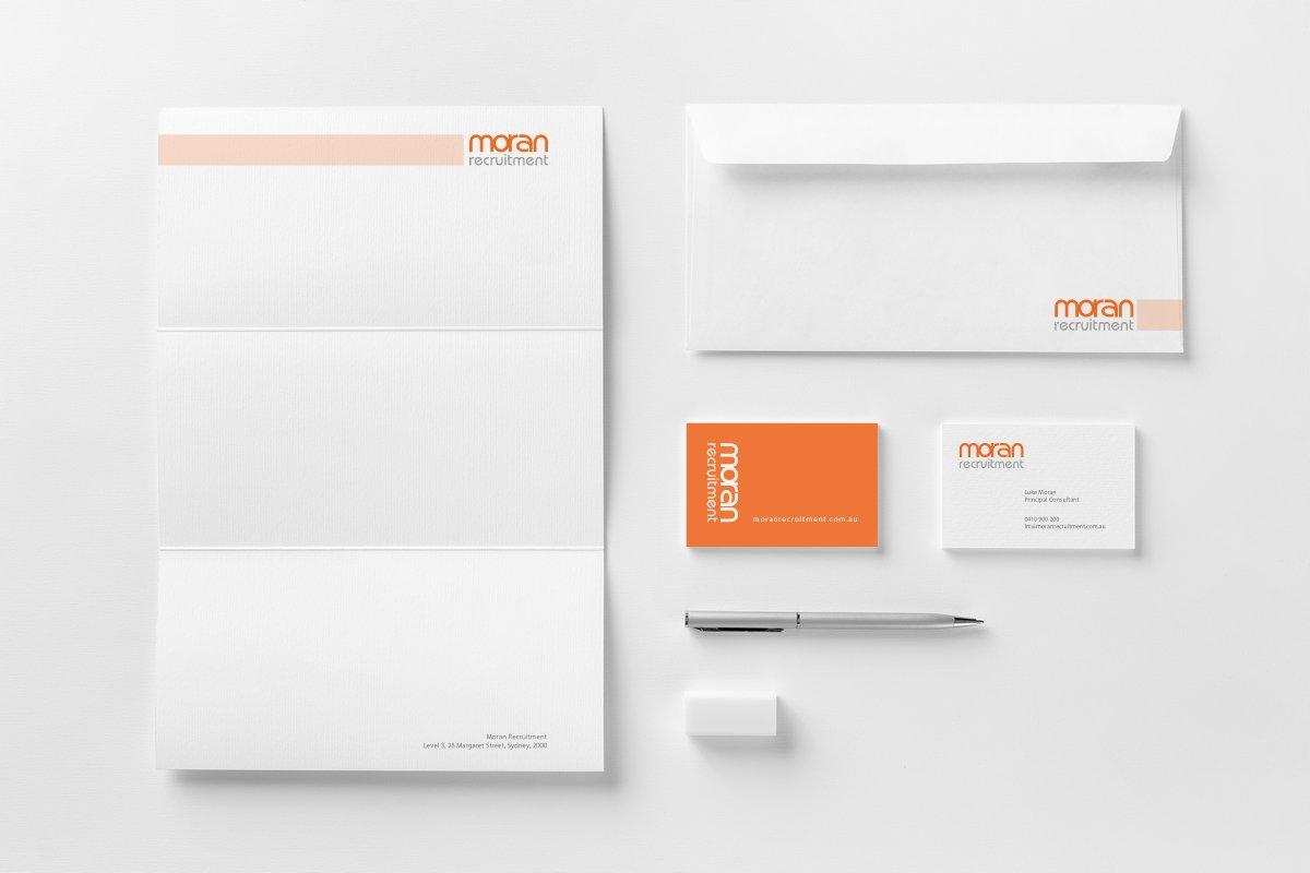 Graphic Design, Business cards Letterhead
