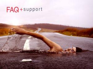 Branding FAQ Support